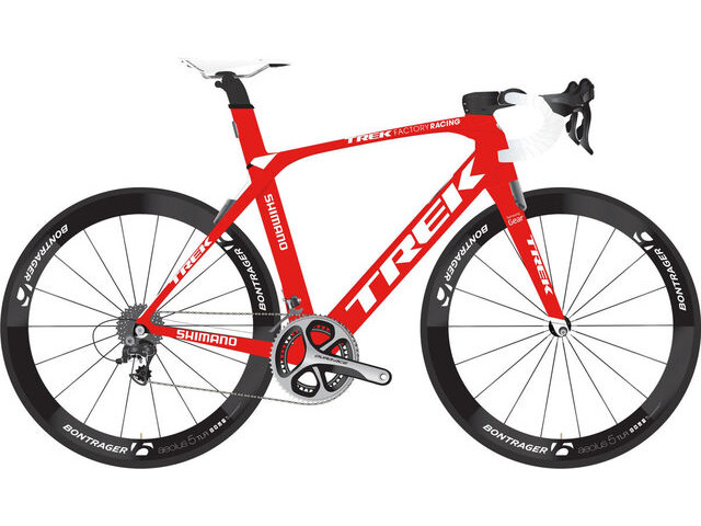TREK Madone Race Shop Limited click to zoom image