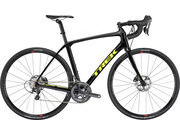 TREK Domane SLR 6 Disc 50cm Premium Trek Black / Metallic Charcoal / Radioacti  click to zoom image