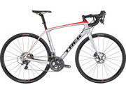 TREK Domane SLR 6 Disc 50cm Premium Quicksilver / Viper Red / Trek Black  click to zoom image