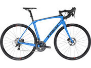 TREK Domane SLR 6 Disc 50cm Premium Waterloo Blue / Trek Black / California Sk  click to zoom image