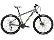 WHYTE 603 SMALL Matt Zinc with Black/Apple  click to zoom image