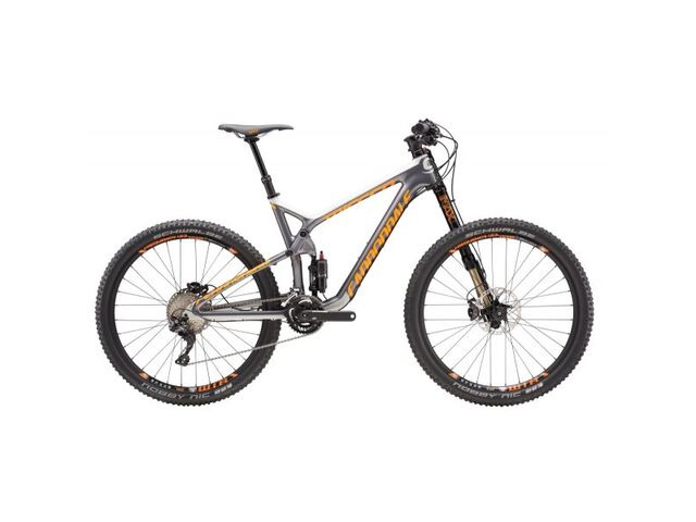 CANNONDALE Cannondale Trigger Carbon 2 Mountain Bike 2016 DEMO click to zoom image