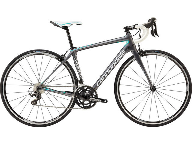 CANNONDALE Synapse Carbon Women's 105 mark on stay click to zoom image
