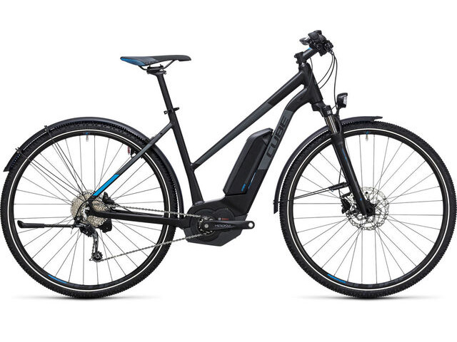 CUBE Cross Hybrid Pro AllRoad 400 Womens click to zoom image