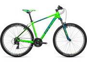 "CUBE AIM 27.5 14"" (27.5W) green/blue  click to zoom image"