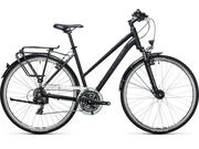 CUBE Touring Womens 46cm black/white  click to zoom image