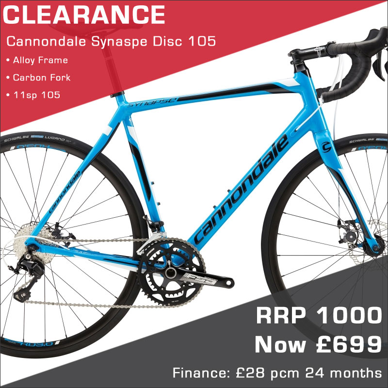 Cannondale Synaspe cheap