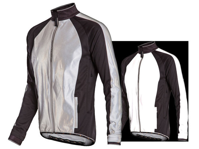 FUNKIER FUNKIER GENTS SOFT SHELL PRO JACKET REFLECTIVE click to zoom image