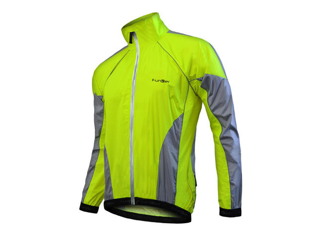 FUNKIER LIGHTWEIGHT WATERPROOF JACKET click to zoom image