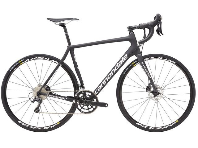 CANNONDALE Synapse Carbon Disc Ultegra 3  EX DEMO click to zoom image