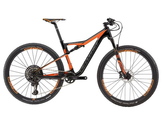 CANNONDALE 29 M SCALPEL SI CARBON 2 EAGLE ORN click to zoom image