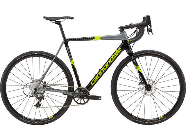 CANNONDALE SuperX Force 1 DEMO click to zoom image