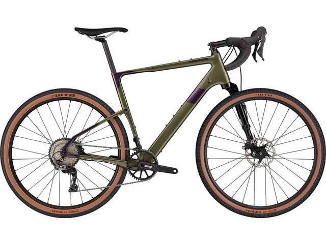 CANNONDALE Topstone Carbon Lefty 3 click to zoom image