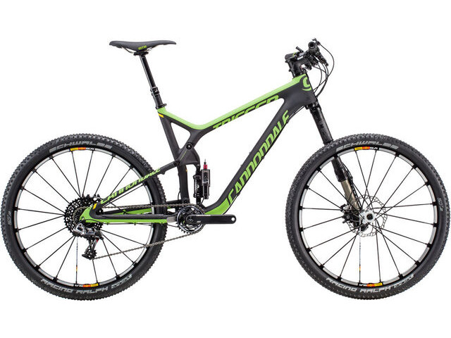 CANNONDALE Trigger Carbon Team 27.5 EX DEMO click to zoom image