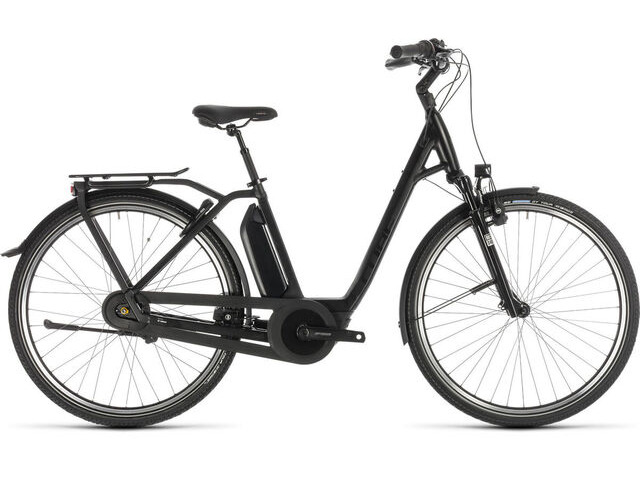 CUBE Town Hybrid EXC 400 Black Edition click to zoom image