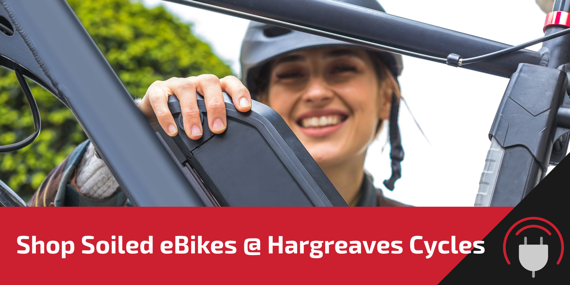 eBikes At Hargreaves Cycles