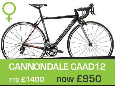 Cannondale Womans Bike Deals