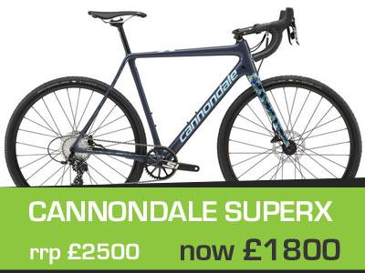 Cannondale Gravel Bike Deals